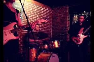 Lydia Warren Band at BackPage Lowell