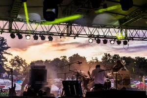 Festival Back Stage